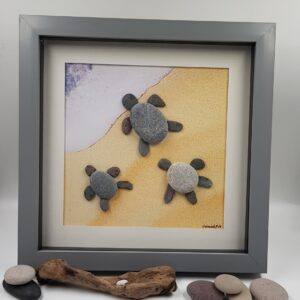 Turtle Pebble Picture