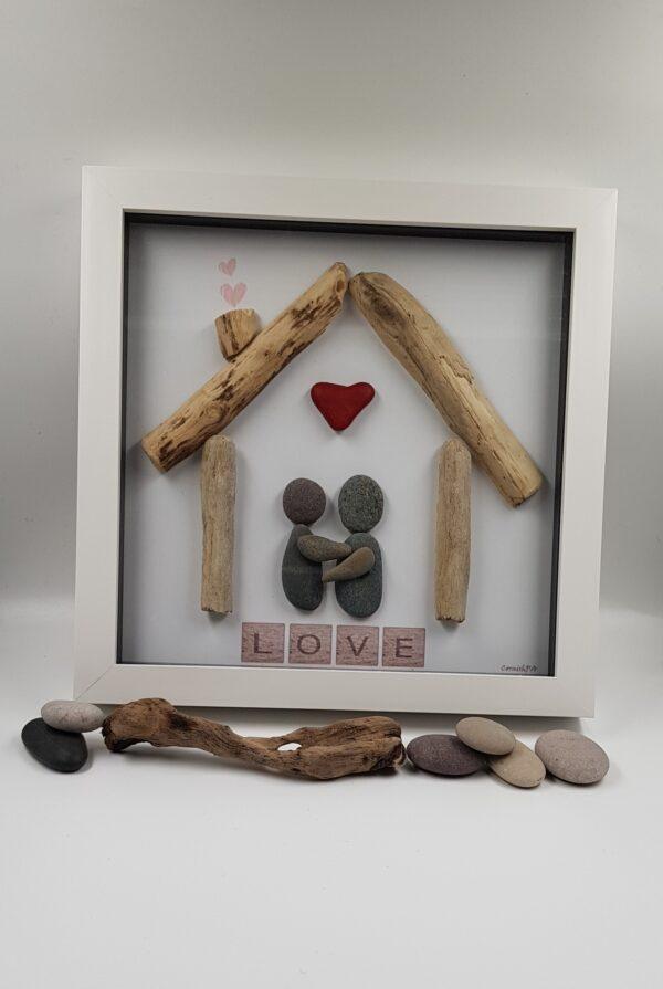 Love Pebble Picture