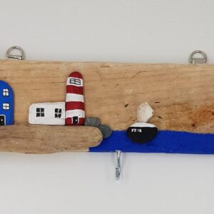 Driftwood key Holder