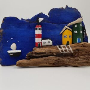 Driftwood Light House