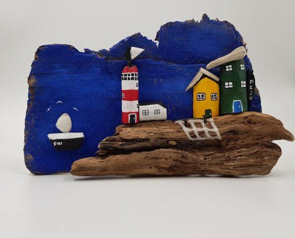 Driftwood Light House